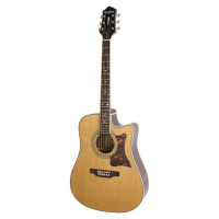 Epiphone DR-500MCE Acoustic/Electric (Square Shoulder) Natural