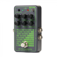 Electro-Harmonix Unveils The Mainframe