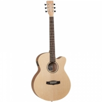 Tanglewood TWR SFCE  semi-acoustic guitar