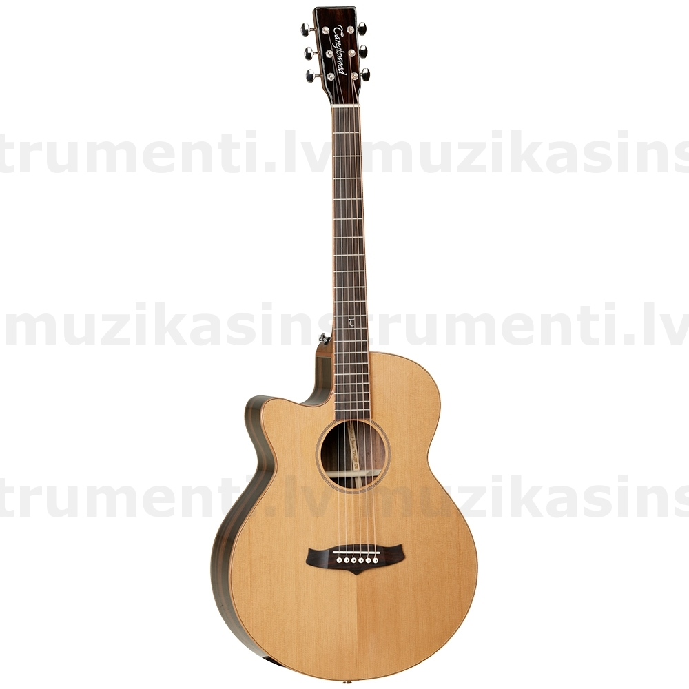 Tanglewood TWJSF CE LH  semi-acoustic guitar