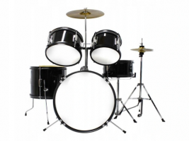 Ever Play Junior Kit JBJ 1046 Black