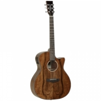 Tanglewood TVC X PW semi-acoustic guitar