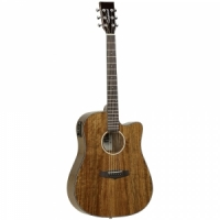 Tanglewood TW28CE X OV  semi-acoustic guitar