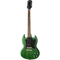 Epiphone SG Classic with P-90s Worn Inverness Green