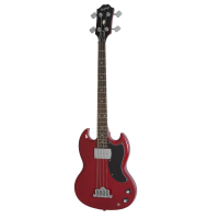 Epiphone EB0 SG Bass Cherry Chrome Hardware