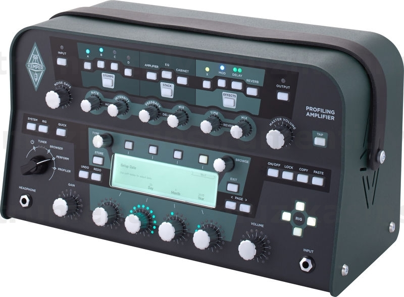 Kemper Profiling Amplifier Power galva