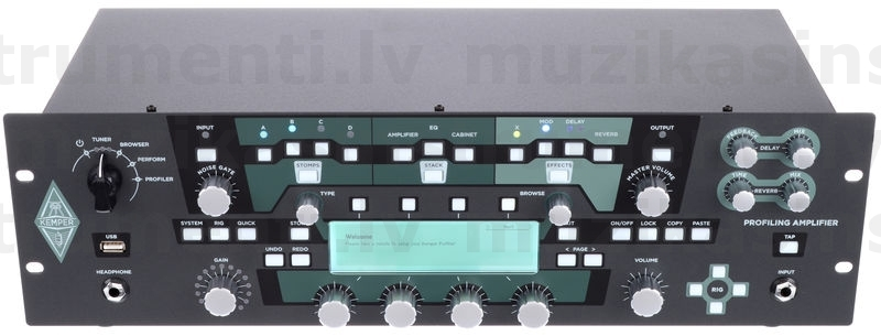 Kemper Profiling Amplifier Power raks