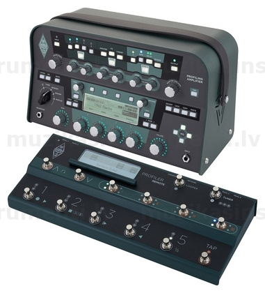 Kemper Profiling Amplifier Head BK Set