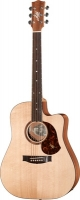 Maton SRS70C w/ Case  semi-acoustic guitar