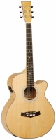 Tanglewood TSF-CE-XFM   SEMI-ACOUSTIC GUITAR