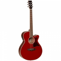 Tanglewood TW4 E R  semi-acoustic guitar