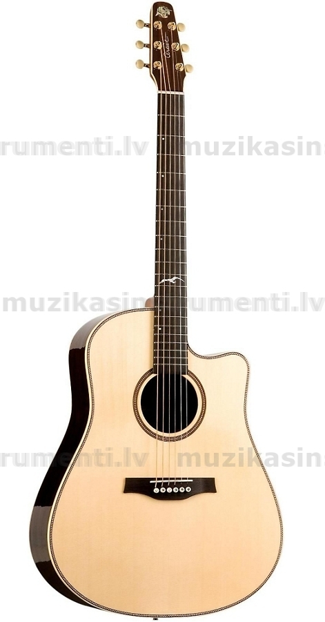 Seagull Artist Studio CW Element   semi-acoustic guitar