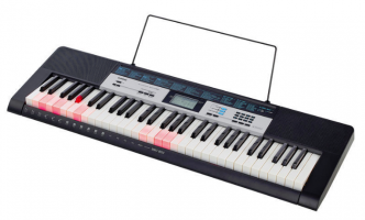 Digitālās klavieres Casio LK-136 Keylighting Keyboard