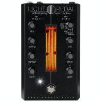 Gamechanger Audio Light Optical Spring Reverb Pedal