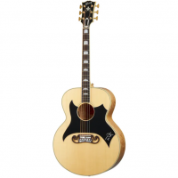 Gibson Tom Petty SJ-200 Wildflower Signature Electro Acoustic in Antique Natural