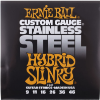 Ernie Ball 2247 Stainless Hybrid