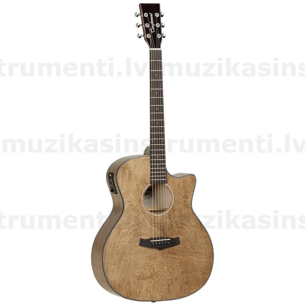 Tanglewood TVC X MP  semi-acoustic guitar