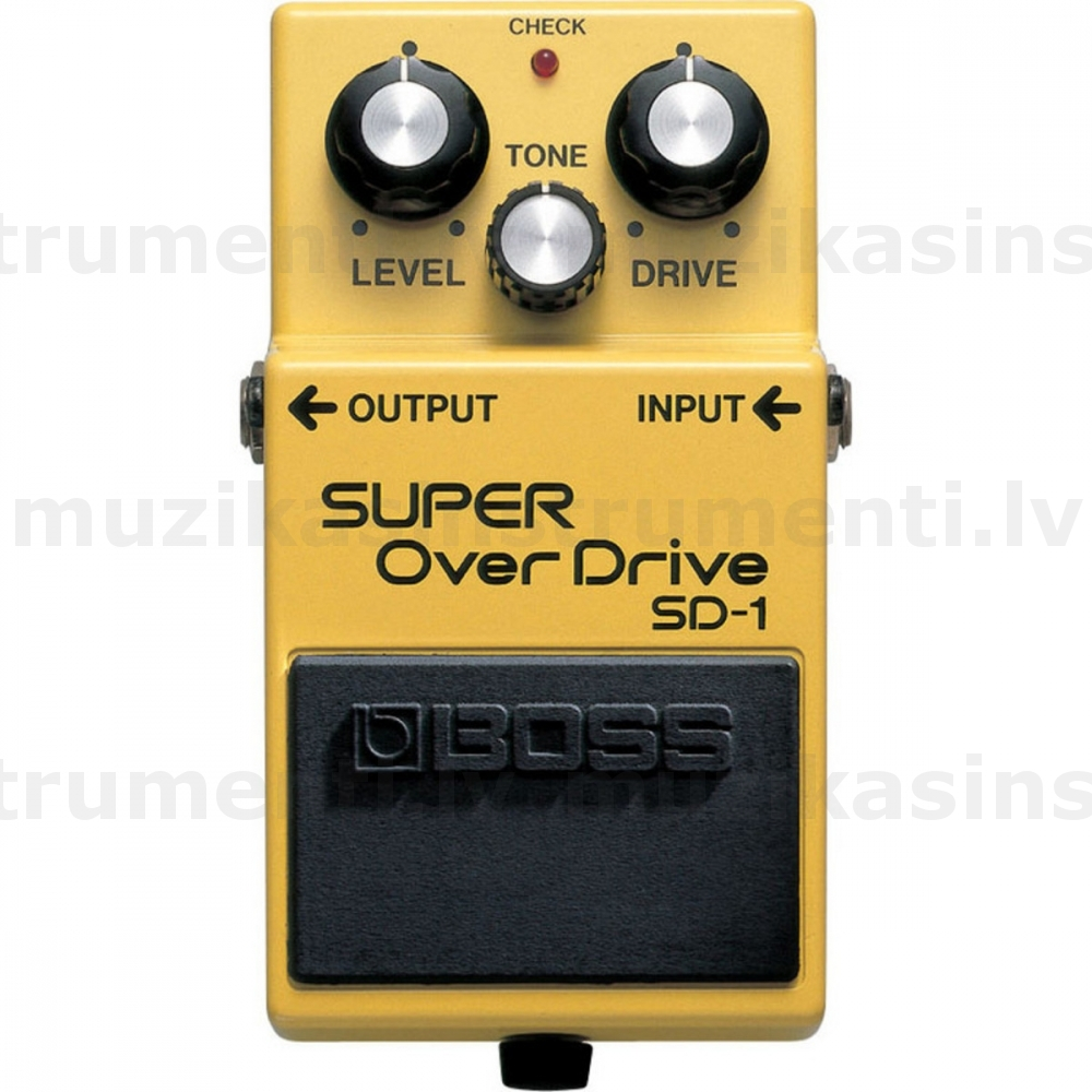 Boss SD-1 Overdrive