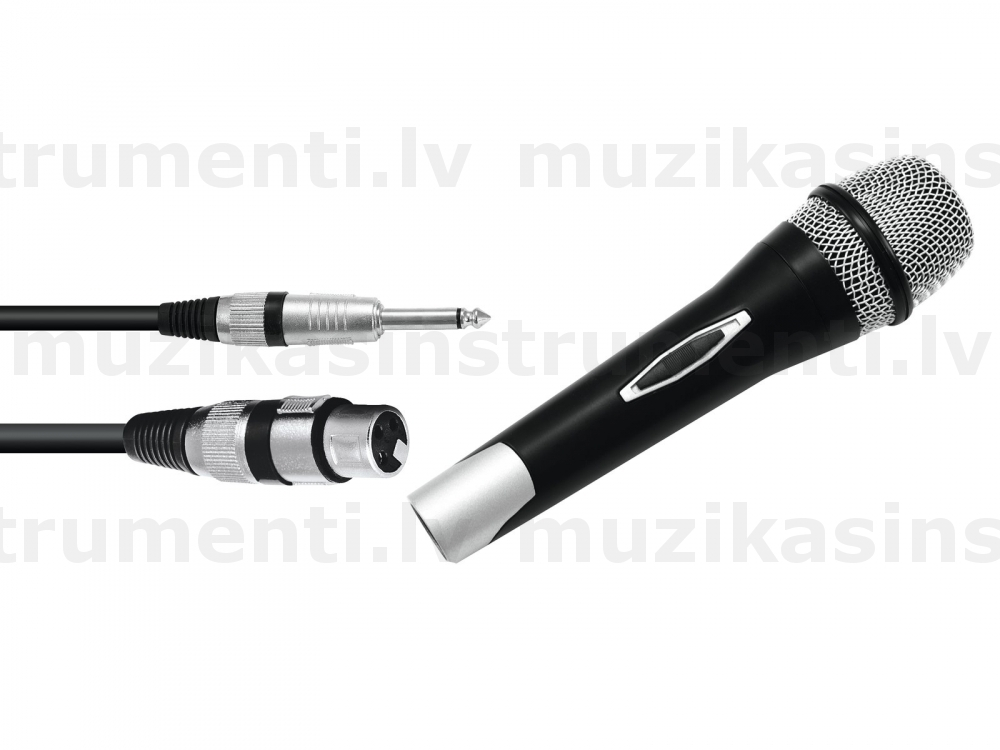 OMNITRONIC Partymic-1 Dynamic Microphone