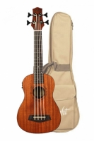 Basa ukulele Flight DU-BASS MAH/MAH