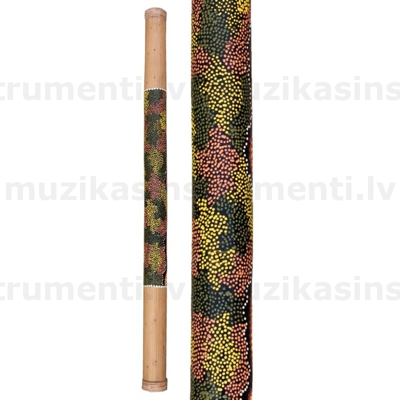 Rainmaker from bamboo paints 100cm
