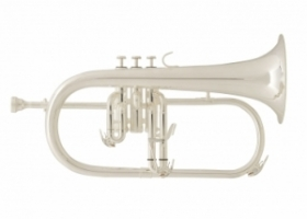 FLĪGELHORNS MTP BB FH-100 GS JAZZ