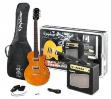 Epiphone Slash AFD LP Performance Pack elektriskā ģitāra
