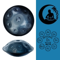 Handpan Moon D-Integral