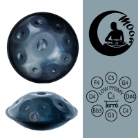 Handpan Moon Low Pygmy