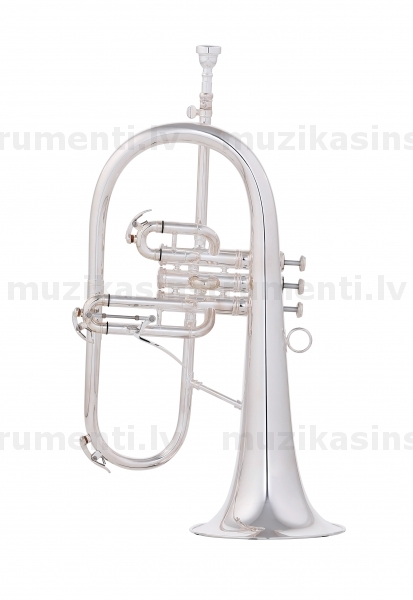 MTP Bb flugel horn F-835XS Custom