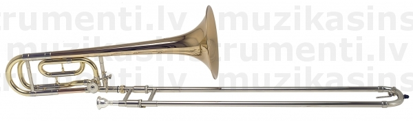 MTP tenor trombone key of Bb / F mod.142BG