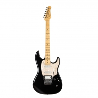 Godin Session LTD Black HG MN elektriskā ģitāra