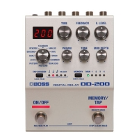 Boss DD-200 Digital Delay pedālis