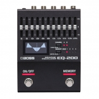 Boss EQ-200 Graphic Equaliser pedālis